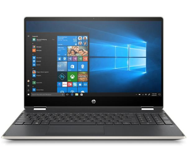 HP Pavilion 15 x360 i3-8145/8GB/480/Win10 Gold  - 503731 - zdjęcie 3