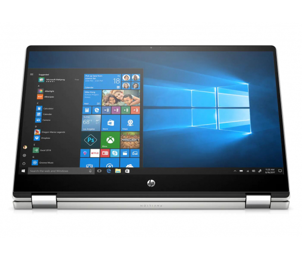 HP Pavilion 15 x360 i5-8265/8GB/1TB/Win10 R535 Silver - 501292 - zdjęcie 3