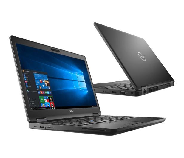 Dell Precision 3530 i5-8400H/16GB/256+1TB/Win10P P600 - 496407 - zdjęcie