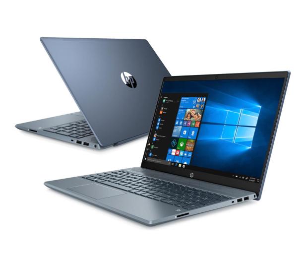 HP Pavilion 15 i5-1035G1/8GB/256/Win10 Blue - 534226 - zdjęcie