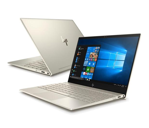 HP Envy 13 i5-8265U/8GB/960/Win10 MX150 Gold  - 504036 - zdjęcie