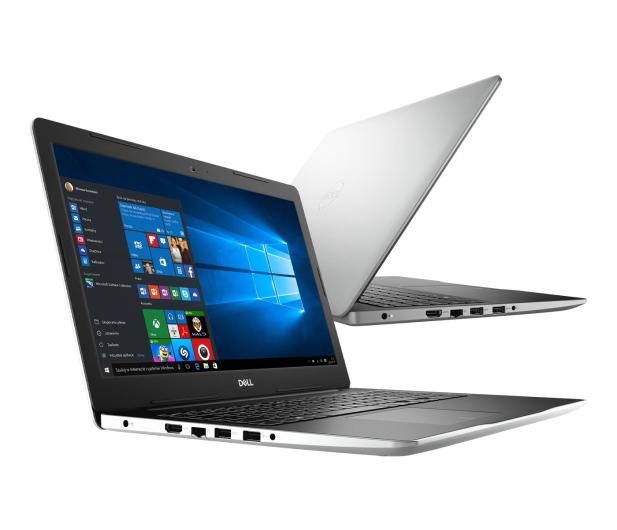 Dell Inspiron 3583 i3-8145U/8GB/480+1TB/Win10 Srebrny - 504435 - zdjęcie