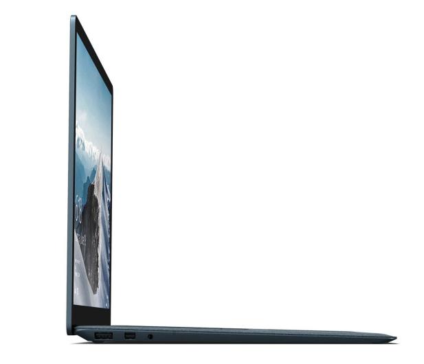 Microsoft Surface Laptop i5-7200/8GB/256/Win10 kobaltowy - 494614 - zdjęcie 3