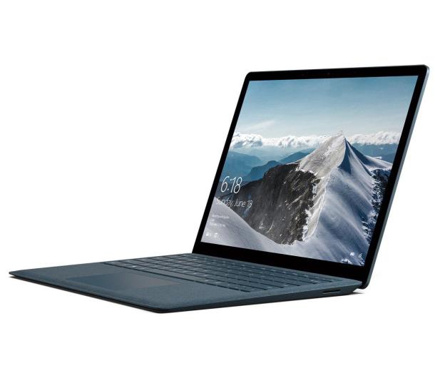 Microsoft Surface Laptop i5-7200/8GB/256/Win10 kobaltowy - 494614 - zdjęcie 5