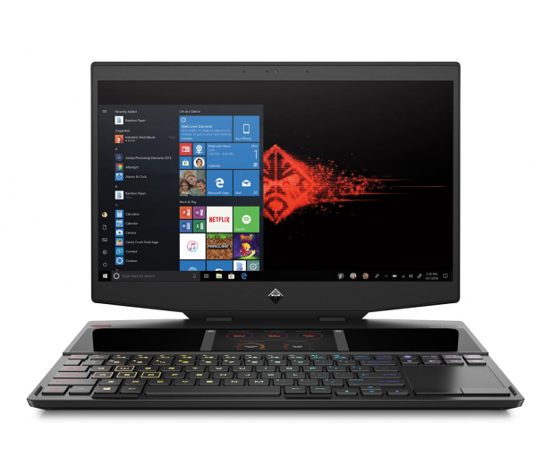 HP OMEN X 2s i7-9750H/16GB/512/Win10 RTX2070 144Hz - 502299 - zdjęcie 2