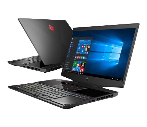HP OMEN X 2s i7-9750H/16GB/512/Win10 RTX2070 144Hz - 502299 - zdjęcie