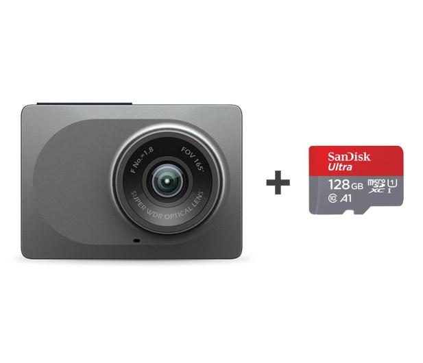 """Xiaoyi Yi Dash Camera 2.5K/2,7""""/165 + 128GB  - 492307 - zdjęcie"""