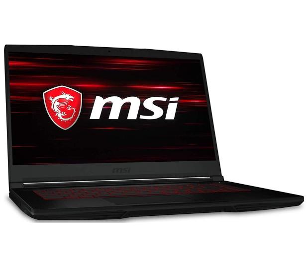 MSI  GF63 i5-9300H/8GB/256+1TB GTX1050Ti  - 513979 - zdjęcie 9