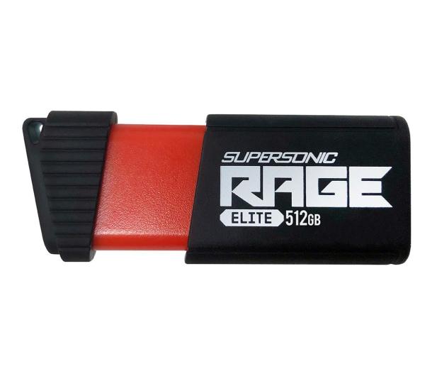 Patriot 512GB Rage Elite 400/300MB/s (odczyt/zapis) - 502835 - zdjęcie