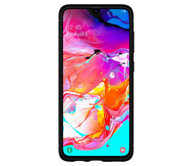 Spigen Rugged Armor do Samsung Galaxy A70 Black - 498412 - zdjęcie 6
