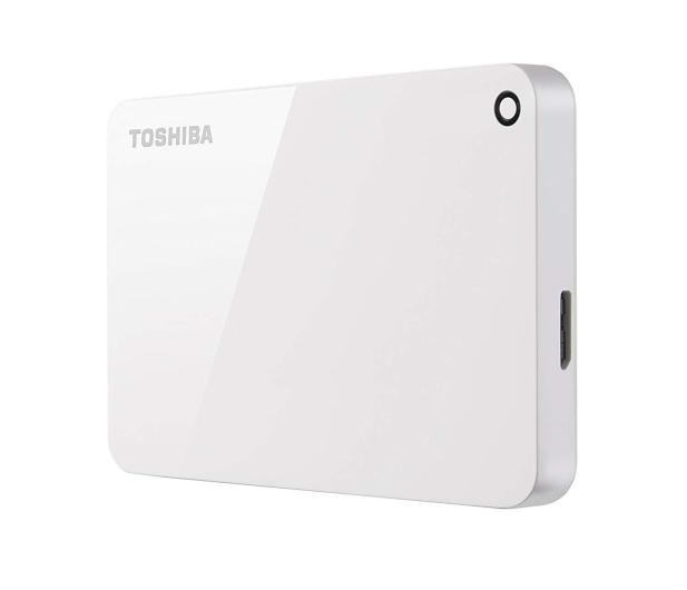 Toshiba Canvio Advance 1TB USB 3.0 biały - 498790 - zdjęcie 3