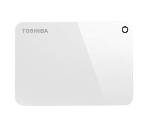 Toshiba Canvio Advance 1TB USB 3.0 biały - 498790 - zdjęcie