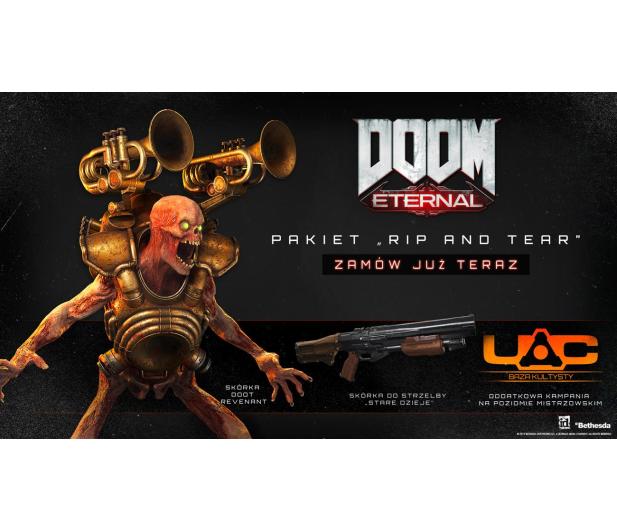 id Software Doom Eternal  - 495519 - zdjęcie 3