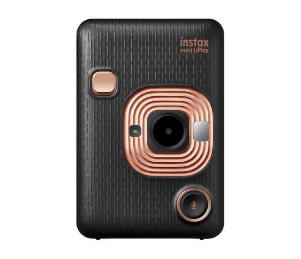 Fujifilm INSTAX Mini LipLay czarny - 501767 - zdjęcie