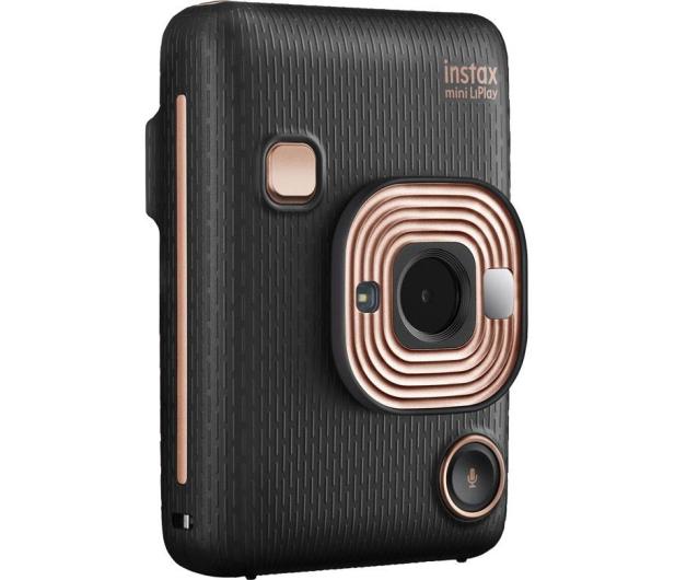 Fujifilm INSTAX Mini LipLay czarny - 501767 - zdjęcie 2