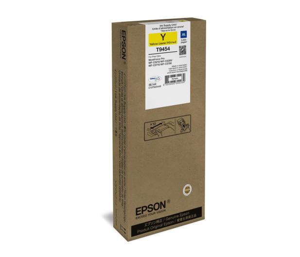 Epson T9454 yellow XL 38,1ml (C13T945440) - 499453 - zdjęcie