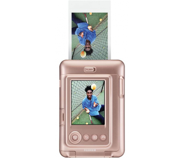 Fujifilm INSTAX Mini LipLay pudrowy róż - 501771 - zdjęcie 4