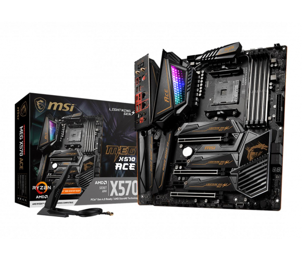 MSI MEG X570 ACE - 500396 - zdjęcie