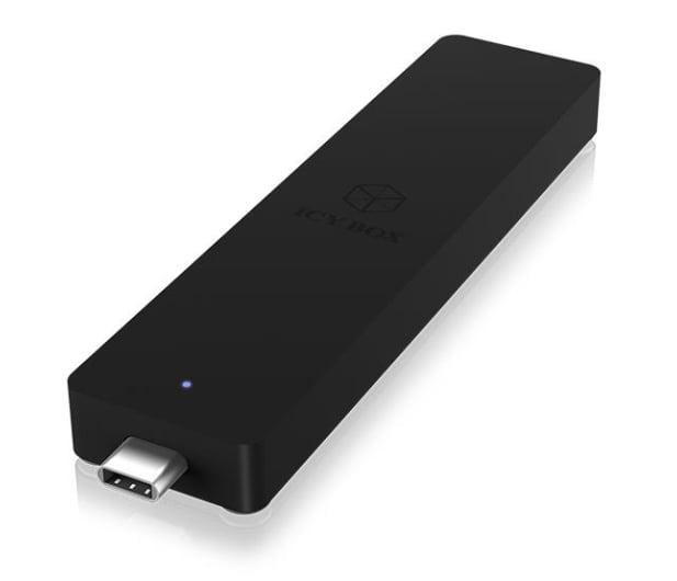 ICY BOX Obudowa do dysku M.2 (USB-C) - 499602 - zdjęcie 2