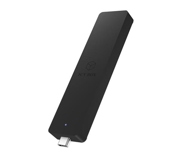 ICY BOX Obudowa do dysku M.2 (USB-C) - 499602 - zdjęcie