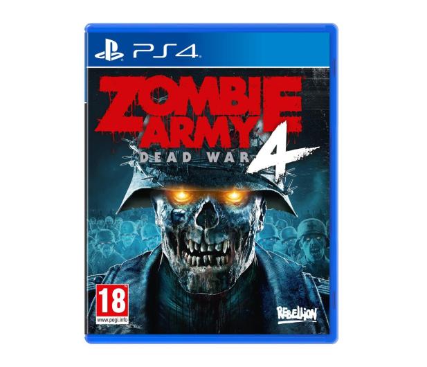 PlayStation Zombie Army 4: Dead War - 502666 - zdjęcie