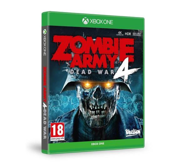 Xbox Zombie Army 4: Dead War - 502668 - zdjęcie 2
