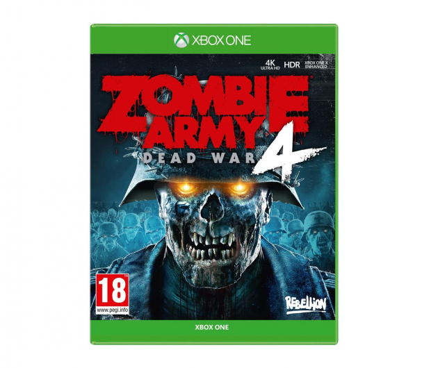 Xbox Zombie Army 4: Dead War - 502668 - zdjęcie