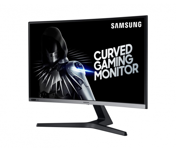 Samsung C27RG50FQUX Curved  - 502278 - zdjęcie 3