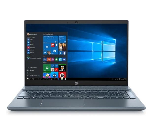 HP Pavilion 15 i7-1065G7/8GB/512/Win10 MX250 Blue - 533356 - zdjęcie 3