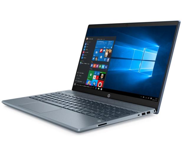 HP Pavilion 15 i7-1065G7/8GB/512/Win10 MX250 Blue - 533356 - zdjęcie 4