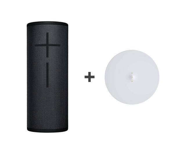 Ultimate Ears MEGABOOM 3 Night Black + Power UP  - 502456 - zdjęcie
