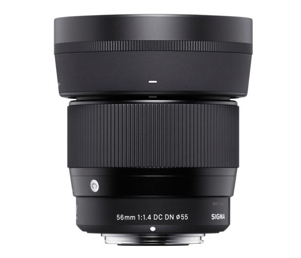 Sigma C 56mm f/1.4 DC DN Sony E - 501648 - zdjęcie 2