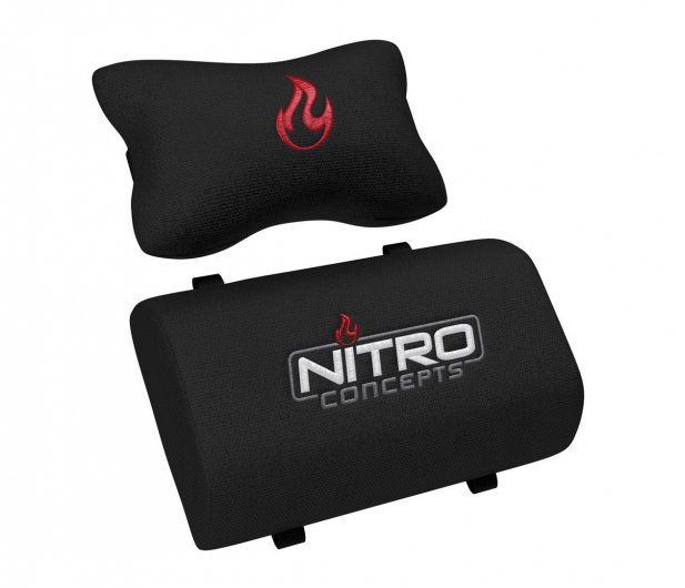 Nitro Concepts S300 EX Gaming (Czarno-Czerwony) - 502535 - zdjęcie 6