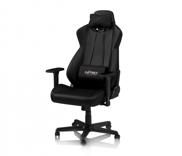 Nitro Concepts S300 EX Gaming (Czarny) - 502534 - zdjęcie