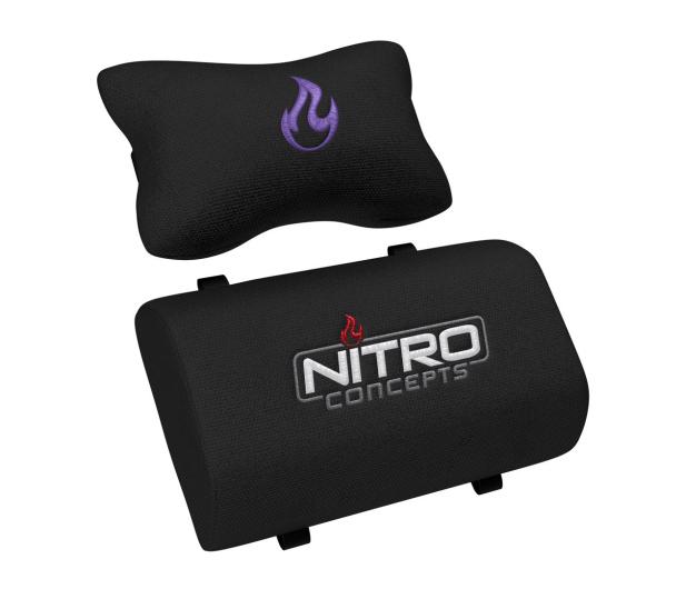 Nitro Concepts S300 Gaming (Czarno-Fioletowy) - 502525 - zdjęcie 6