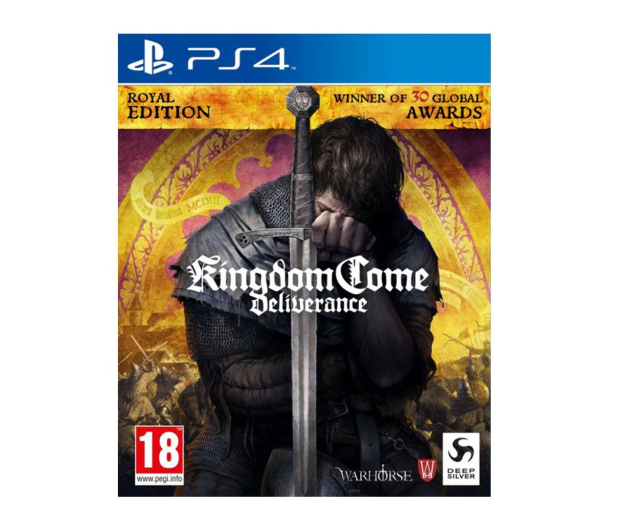 CDP KINGDOM COME: DELIVERANCE ROYAL EDITION - 502702 - zdjęcie