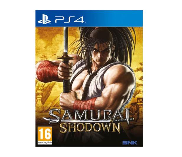 CDP Samurai Shodown - 502709 - zdjęcie
