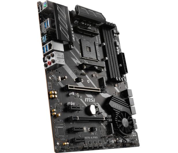 MSI X570-A PRO - 500400 - zdjęcie 4