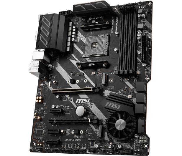 MSI X570-A PRO - 500400 - zdjęcie 5