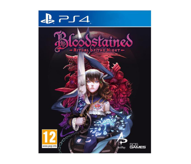 CDP Bloodstained: Ritual of the Night - 502705 - zdjęcie