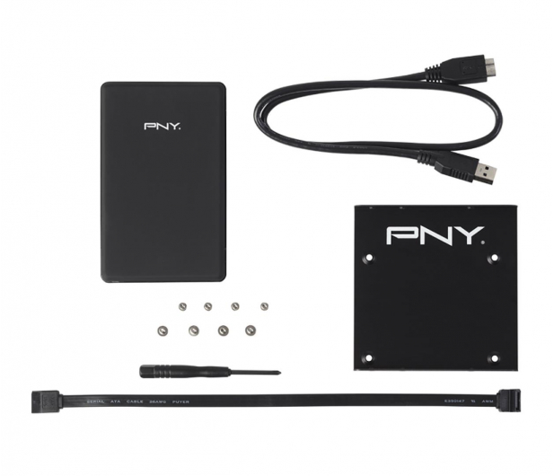PNY SSD UPGRADE KIT SSD - 502732 - zdjęcie
