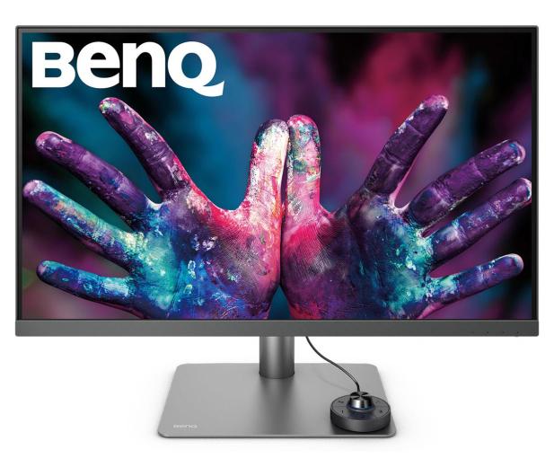 BenQ PD2720U czarny 4K HDR - 496106 - zdjęcie 6