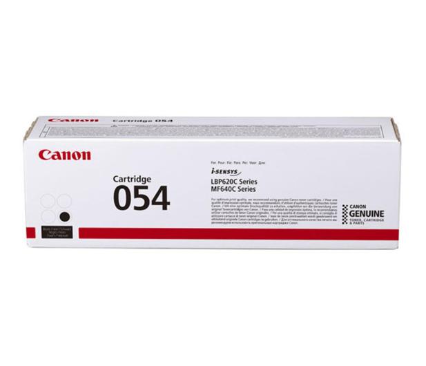 Canon 054 czarny 1500str. (3024C002) - 502881 - zdjęcie