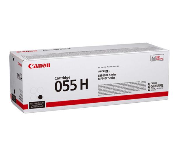 Canon 055H czarny 7600str. (3020C002) - 502877 - zdjęcie