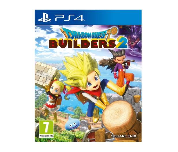 Square Enix Dragon Quest Builders 2                     - 503149 - zdjęcie