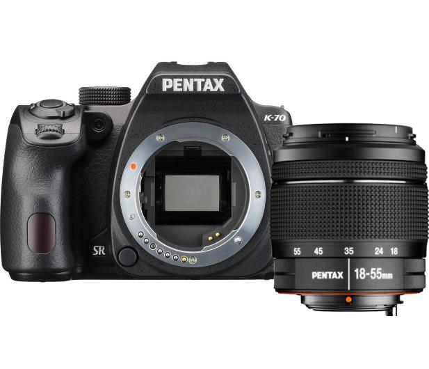 Pentax K-70 + 18-55mm  - 474600 - zdjęcie
