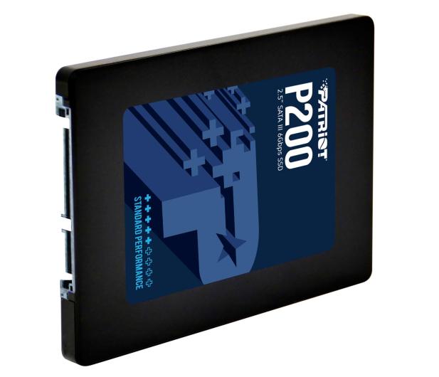 """Patriot 256GB 2,5"""" SATA SSD P200 - 503418 - zdjęcie 5"""