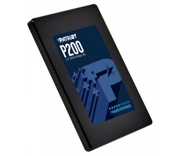 """Patriot 256GB 2,5"""" SATA SSD P200 - 503418 - zdjęcie 3"""