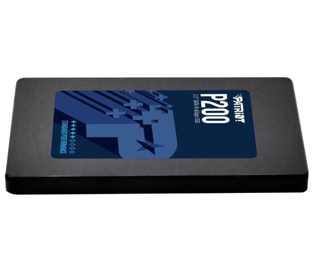 """Patriot 256GB 2,5"""" SATA SSD P200 - 503418 - zdjęcie 4"""