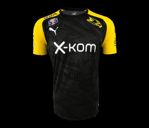 x-kom AGO koszulka meczowa JUNIOR XL - 503760 - zdjęcie
